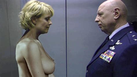 Amanda Tapping Nude Actress Pornhugocom
