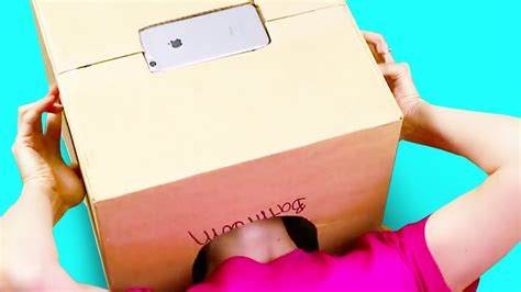 weird  crazy  ideas  cardboard boxes youtube