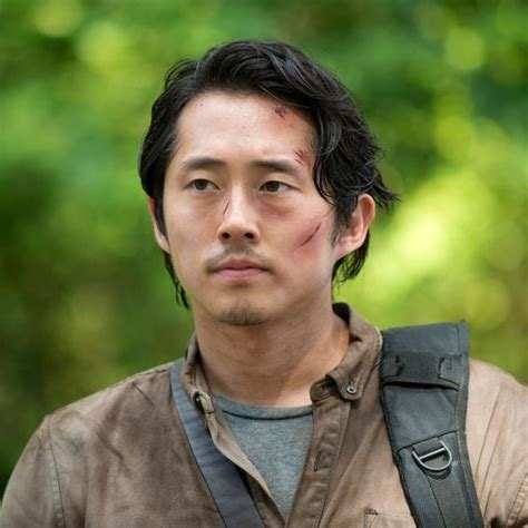 Glenn is not in the episode's in memoriam on the talking dead and, apparently, steven yeun recently signed a new deal on the walking dead. Glenn on The Walking Dead: What Happened? -- Vulture