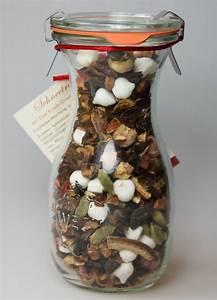 Tee Im Glas : tee zu weihnachten im glas als teegeschenk ~ Markanthonyermac.com Haus und Dekorationen