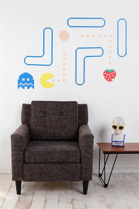 Pac Man Wall Decals Wall Decals Decals And Pac Man