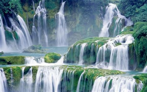 spectacular hd waterfall wallpapers