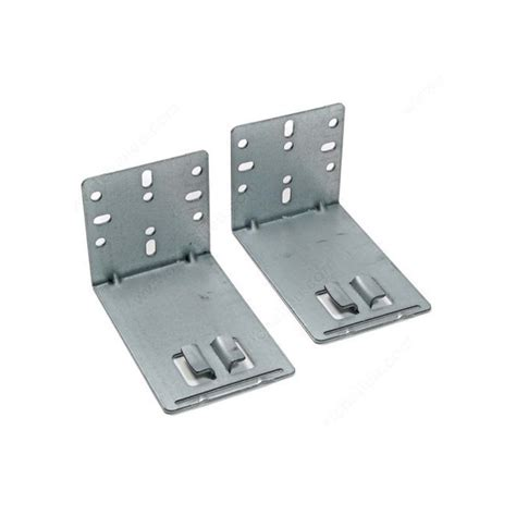 kitchen cabinet mount rear mounting bracket frame cabinets pair 5523