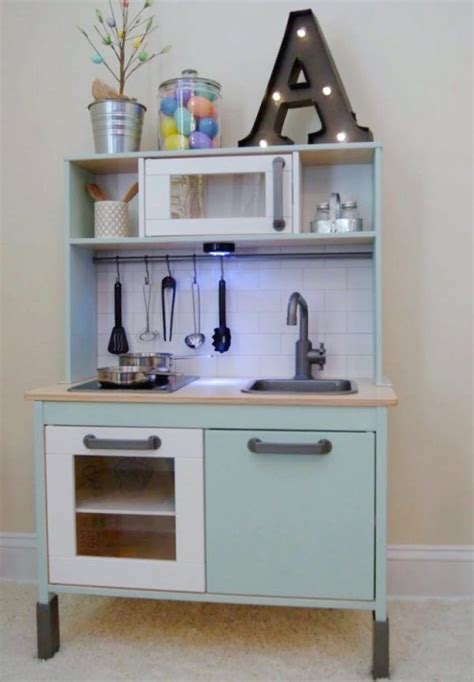 15 insanely ikea play kitchen hacks the everymom