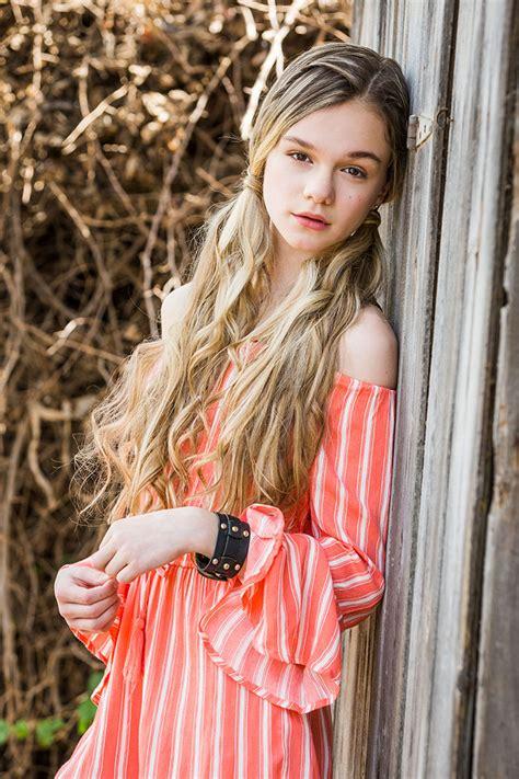 Brand Model and Talent   Regan Teens Girls
