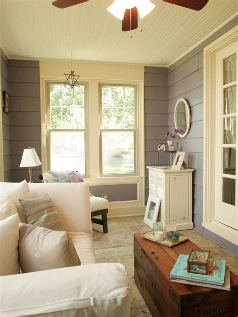 decoration beautiful sunroom paint ideas for your