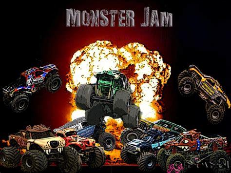 Monster Jam Wallpaper