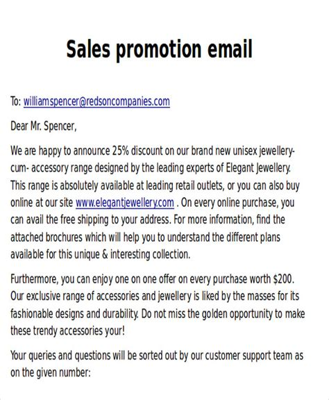 promotional email template 9 promotional email templates free psd eps ai format free premium templates