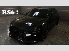 Je récupère ma RS6 de révision En Audi A3 ! YouTube