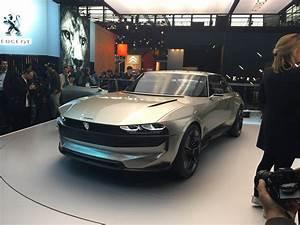Peugeot E Concept : peugeot e legend concept la star du salon vid o en ~ Melissatoandfro.com Idées de Décoration