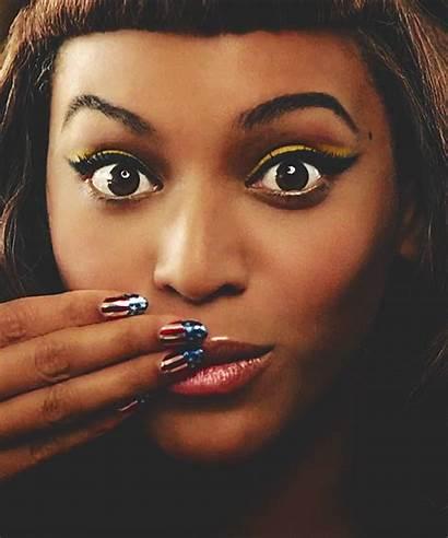 Sheila Bella Beyonce Telephone Makeup Honey Permanent