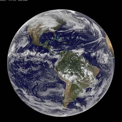 Earth Nasa Space November Goes America Disk