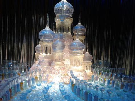amazing ice sculptures  put edward scissorhands