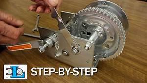 Installing A Freewheel Lever On Dlb
