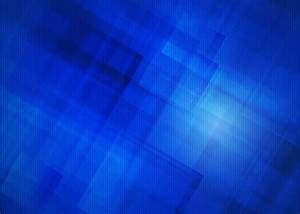 Vector Illustration of Abstract Blue Design Background ...
