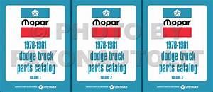 1979 Dodge  U0026 Plymouth Van Repair Shop Manual Original