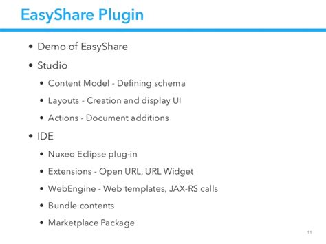 webinar build plugins easily  nuxeo studio