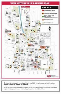 Motorcycle Parking Map    Parking  U0026 Transportation