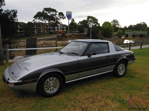 1985 Mazda Rx7 Parts by Mazda Rx7 Limited 1985 2d Coupe 5 Sp Manual 1 1l Rotary
