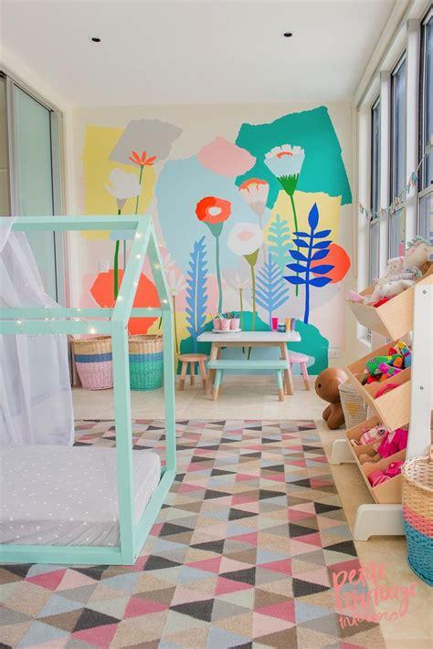 playroom mural ideas 25 best ideas about playroom mural on pinterest tree bookshelf kids wall murals and blue