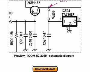Download Icom Ic-208h Service Repair Manual