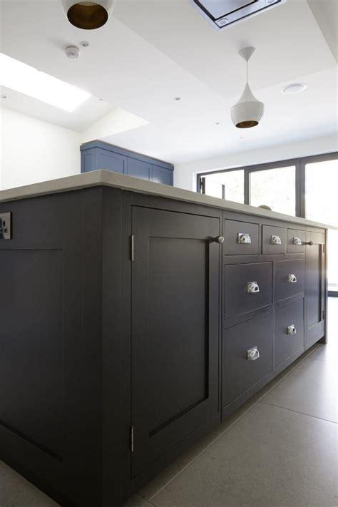 wandsworth london painted shaker kitchen higham furniture