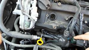 2003 Nissan Maxima Rough Idle Service Engine