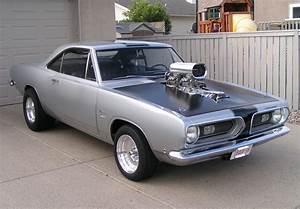 1968 Barracuda With A Blown 446 Cu In Engine