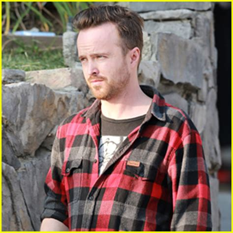 aaron paul just jared aaron paul couldn t believe the packers seahawks game
