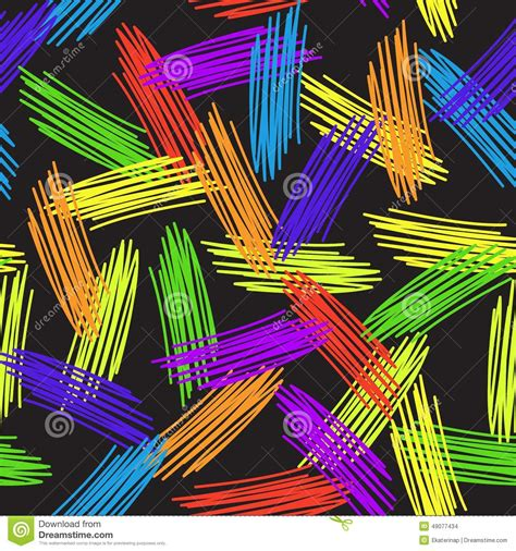 Abstract Rainbow Black Background by Abstract Grunge Texture Seamless Pattern Colorful Rainbow