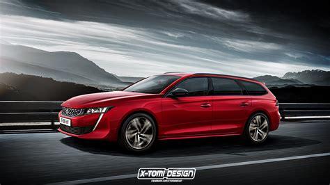 Peugeot 508 Sw by 2019 Peugeot 508 Sw Gt Top Speed