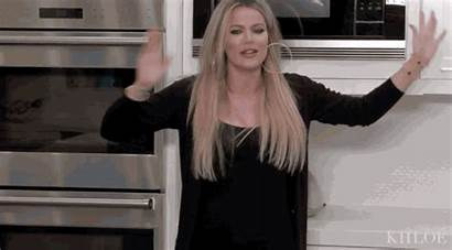 Kardashian Khloe Baking Cabinet Gifs Giphy Brit