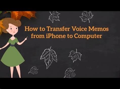 how to copy voice memos from iphone how to transfer voice memos from iphone to pc