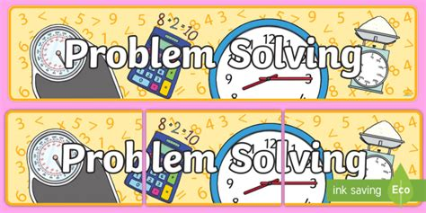 Problem Solving Display Banner  Numeracy Display Sign, Maths. Washington Dc Construction Company. The Best Email Marketing Services. Alcoholics Anonymous Washington D C. Business Prepaid Debit Card Los Angeles Vets. Medical Malpractice Lawyers In New Jersey. Buying And Selling Web Domains. Does Lipo Laser Really Work Banks In Memphis. Online Foreign Language Courses