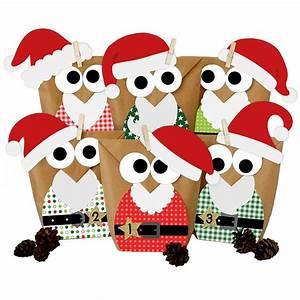 Adventskalender Zum Befüllen : diy adventskalender weihnachtseulen 2018 rot nikolaus edition papierdrachen ~ Orissabook.com Haus und Dekorationen