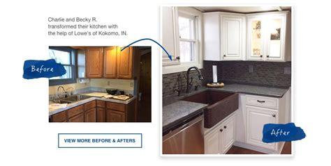 lowes kitchen makeover lowe s home improvement south cedar lansing mi 3883