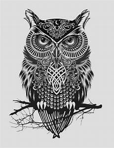 tattoo owl •