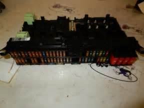 Used Bmw X5  E53  3 0d 24v Fuse Box