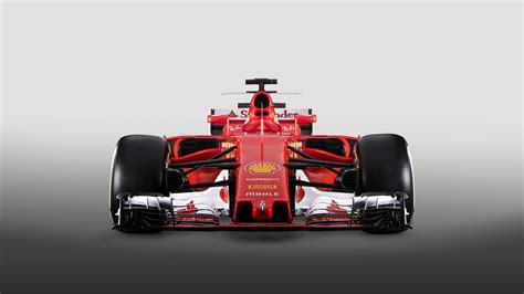 2017 Ferrari Sf70h Formula 1 Car 4k Wallpapers Hd