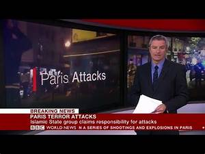 Paris Terror Attacks | BBC World News coverage 14.11 (2015 ...