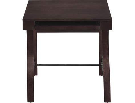 bell o computer desk 75 off bell 39 o computer desk brown 32 at best buy
