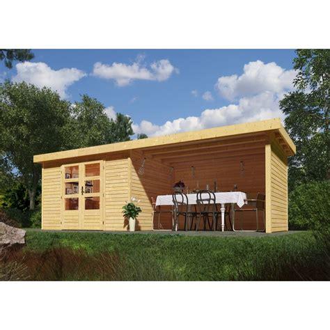 karibu linau 6 karibu woodfeeling gartenhaus askola 2 3 3 5 4 5 19 mm