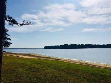 Lake Eufaula Alabama Lake Eufaula Lake Natural Landmarks