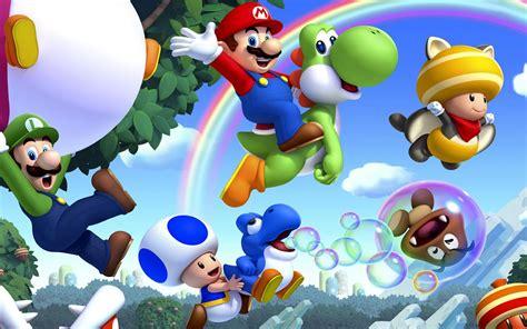 Game World New Super Mario Bros U
