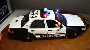 Picture Of Police Car With Lights 1 18 Las Vegas Police Unit Quot The Hangover Quot Diecast Car