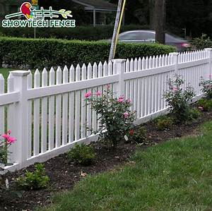 China, Used, White, Plastic, Pvc, Garden, Field, Outdoor, Picket, Fence