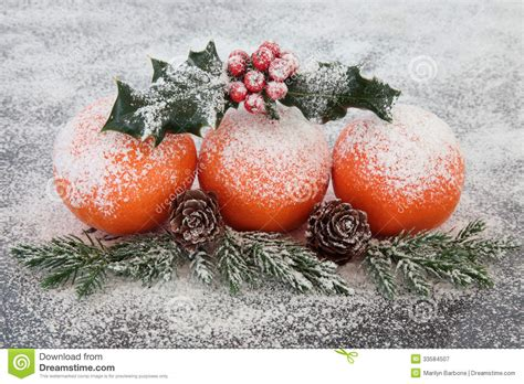 christmas fruit decoration royalty  stock photography