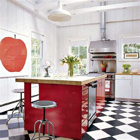 checkerboard kitchen floor htons house kitchen checkerboard 2130