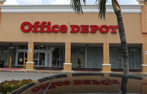 Office Depot Green Bay by Ftc Effort May Doomed Staples And Office Depot San