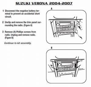 Wiring Harnes 2004 Suzuki Verona
